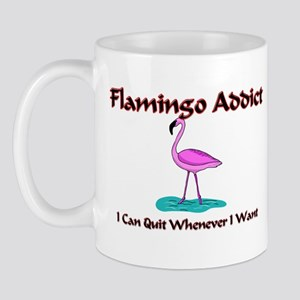 Flamingo Addict Mug